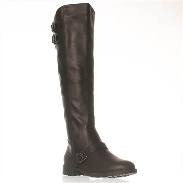 JFab Alyx Riding Boots - Black