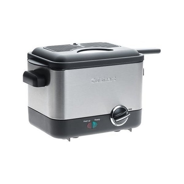 Conair-cuisinart cdf-100 cuisinart compact deep fryer