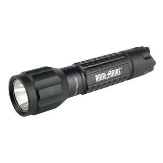 Brite Strike Basic Tactical Flashlight w/Quick Cam Holster & Colored Lens Bundle