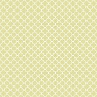 York Wallcoverings WA7820 Waverly Classics Framework Wallpaper - gray green/white - N/A