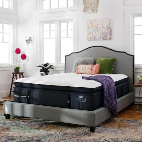 Stearns & Foster Lux Estate 16-inch Ultra Plush Euro Pillowtop Mattress Set