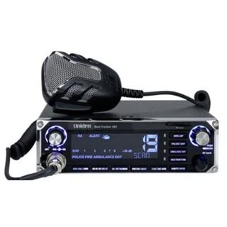 Hybrid CB Radio & Digital Scanner with Bear Tracker Warning System