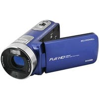 Bell & Howell  20.0 Megapixel 1080p DV50HD Fun-Flix Camcorder - Blue