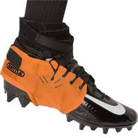 Battle Sports Science XFAST Over the Cleat Ankle Support System - Orange