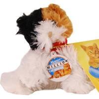 9 Lives Morris' Million Cat Rescue Plush Raggles - multi