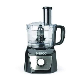 NESCO FP-800, Food Processor, Black, 8 cup, 500 watt