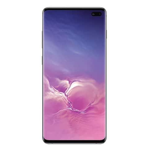 Samsung Galaxy S10+ Plus 128GB - Prism Black (Fully Unlocked) (Refurbished)