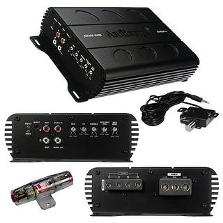 Audiopipe Mini Amplifier 600 Watt Class D 1 ohm stable with Bass Knob