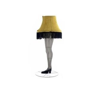 "A Christmas Story 28"" Leg Lamp"