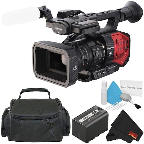 Panasonic AG-DVX200 4K Handheld Camcorder - Starter Bundle