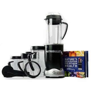 NutriBullet RX with Heating Function for Soups & Sauces (New Model)