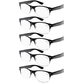 628a949f20c Shop Eyekepper 5-pack Spring Hinges 80 s Reading Glasses +1.25 - Free  Shipping On Orders Over  45 - Overstock.com - 15936418