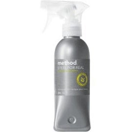 Method 583979 Stainless Steel Cleaner, 12 Oz
