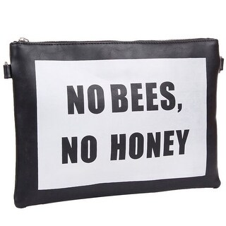 Mad Style No Bees, No Honey Clutch