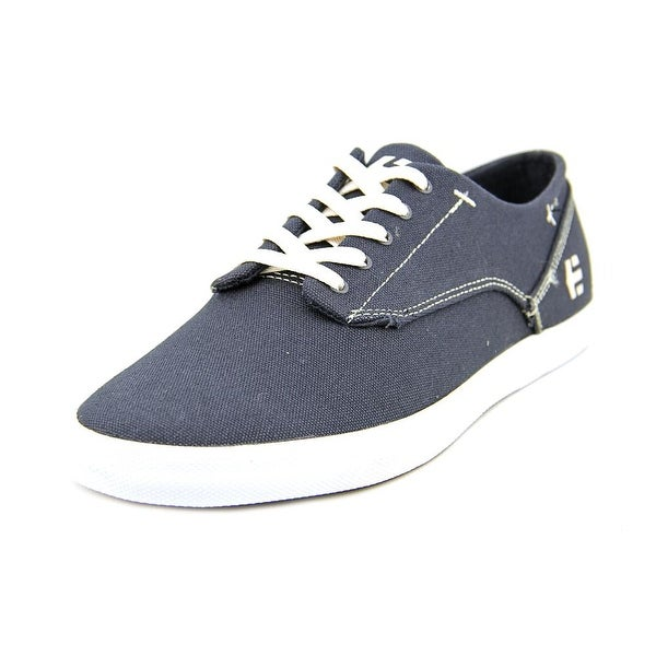 Etnies Dapper Men Round Toe Canvas Blue Skate Shoe
