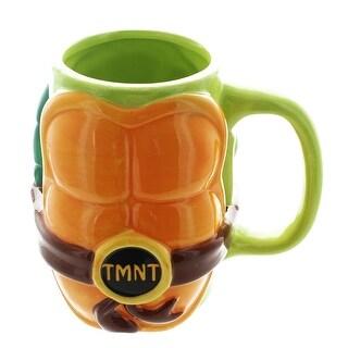 Teenage Mutant Ninja Turtles 12oz Molded Shell Mug