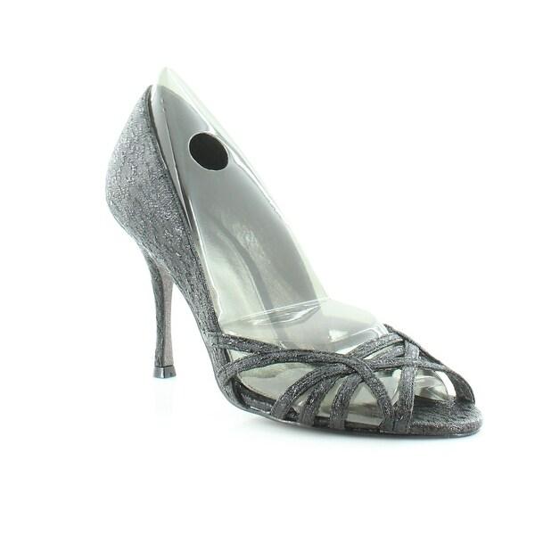 Adrianna Papell Fallon Women's Heels Black - 6