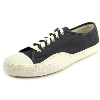 Tretorn Racket H Low Men Canvas Black Fashion Sneakers