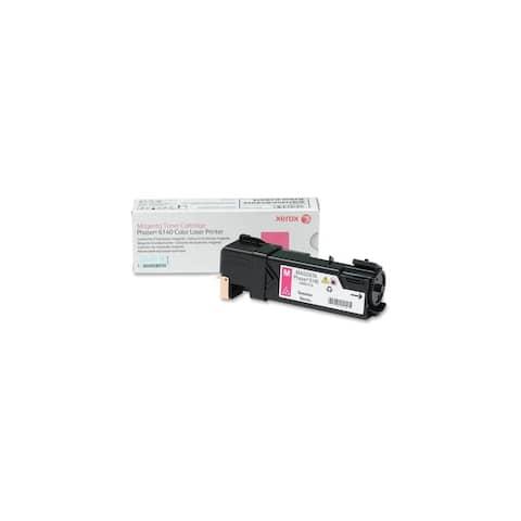 Xerox 106R01478 Xerox Toner Cartridge - Laser - 2000 Page - Magenta