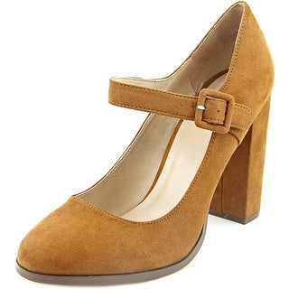 Mix No 6 Asuviel Round Toe Synthetic Mary Janes
