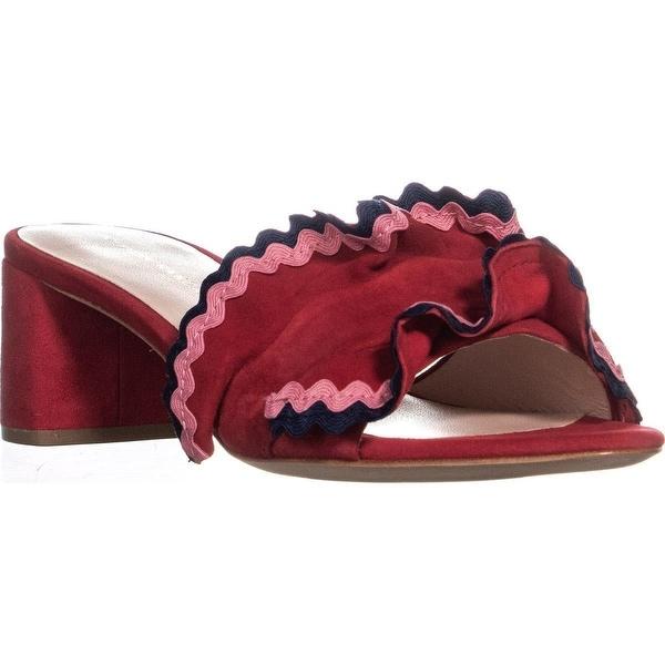 e4272555e16 Shop Loeffler Randall Vera Block Heel Sandals