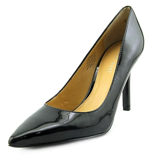 3b036657e6ae Shop Nine West Martinar Women Pointed Toe Patent Leather Heels ...
