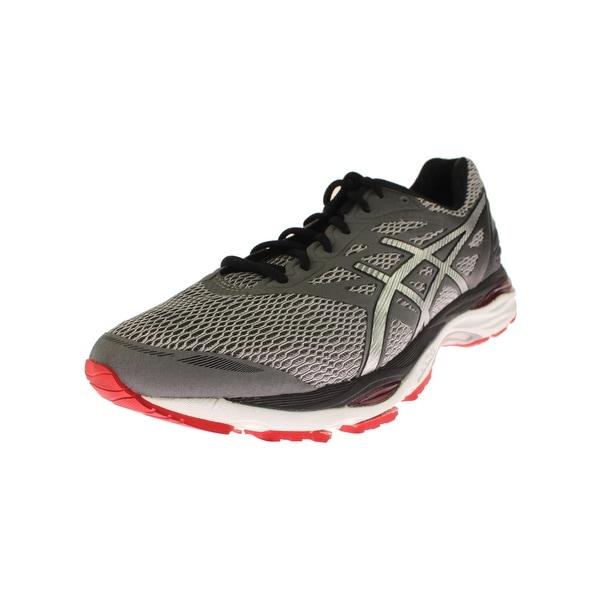 Asics Mens Gel-Cumulus 18 Running Shoes Lightweight Breathable