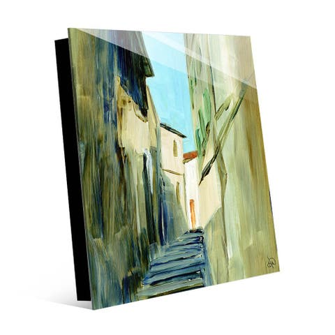 Kathy Ireland A Country Lane in Montecastelli Pisano, Tuscany on Acrylic Wall Art Print