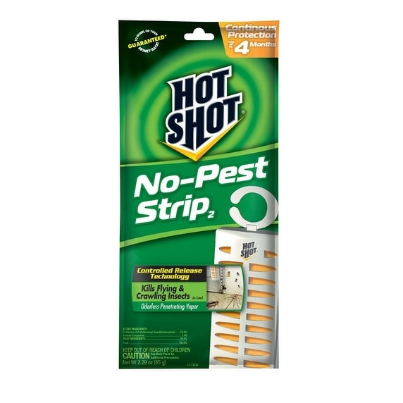 Hot Shot 5580 No Pest Strips