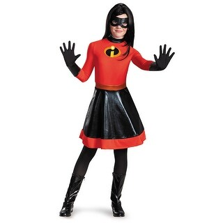 Tween Incredibles Violet Disney Halloween Costume