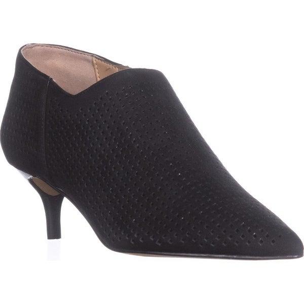 Franco Sarto Deepa Kitten Heels, Black