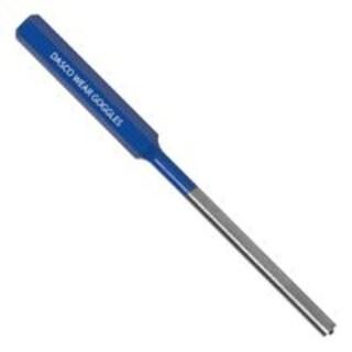 "Dasco Pro 253-0 Roll Pin Punch, 1/8""x4"""