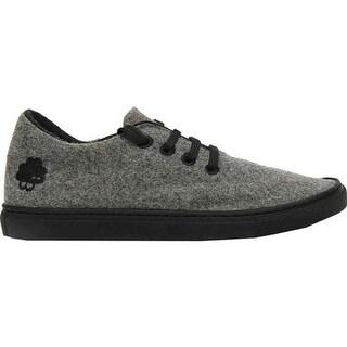 Baabuk Sneaker Light Grey/Black
