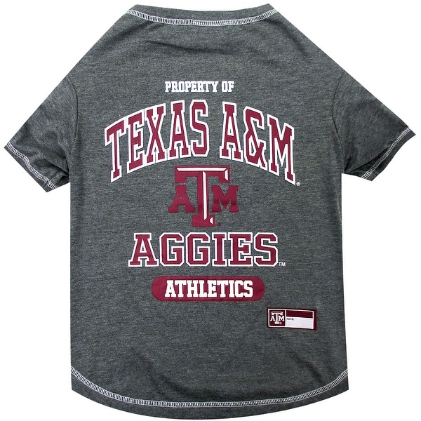 Texas A&M University Doggy Tee-Shirt