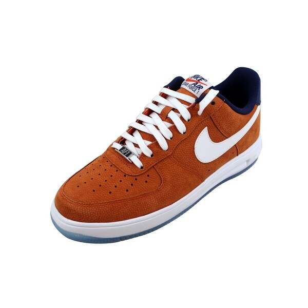 Shop Nike Lunar Force 1 '14 WC QS Team OrangeWhite Loyal