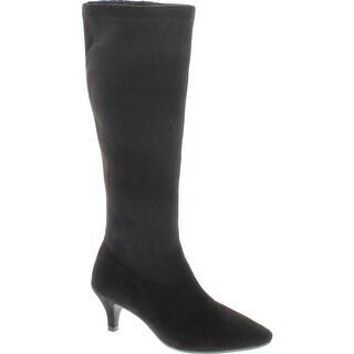 Aerosoles Women's Afterward Boot - Black Fabric