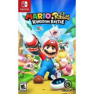 Mario + Rabbids Kingdom Battle - Nintendo Switch (Refurbished)