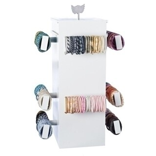 Club Pack of 240 Alexa's Angels Nepal Bracelets with 4-Sided Display Stand- Assorted Colors