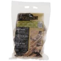 GrillPro 00221 Hickory Flavor Wood Chunks, 5 Lbs