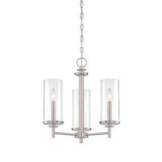 Designers Fountain 87283 Harlowe 3 Light 1 Tier Chandelier
