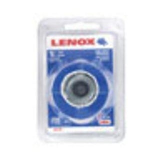 "Lenox 1771960 Bi Metal Hole Saw, White, 1-1/4 "" Dia 1-1/2 "" Depth Cut"