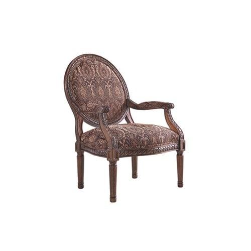 Vanceton Accent Chair 6740260 Vanceton Accent Chair - Garnet