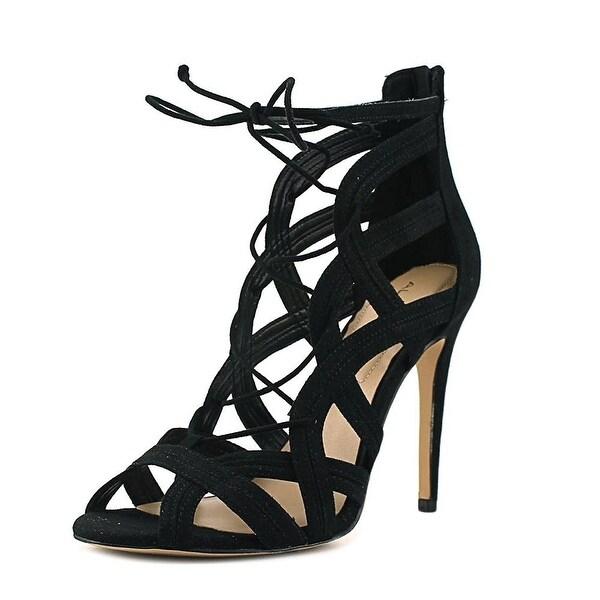 Aldo Womens Shaylla Peep Toe Ankle Strap Classic Pumps