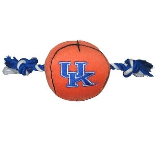 University of Kentucky Basketball Tug Rope Dog Toy