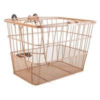 SUNLITE Basket Front Wire/Mesh L/O Std Brn W/Bracket - TL-332M+TL-332-A/BRN