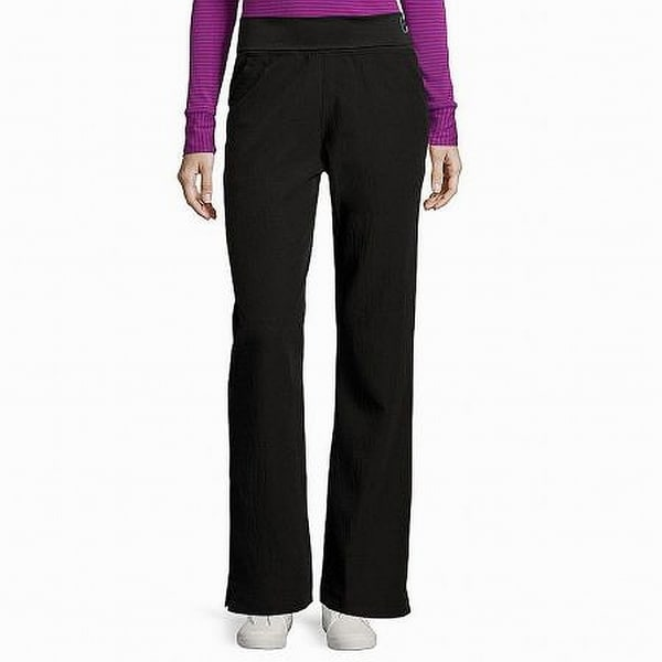 92378aa270823 Shop Spread Good Cheer Black Womens Size 2X Plus Elastic Waist Pants - On  Sale - Free Shipping On Orders Over $45 - Overstock - 27194671