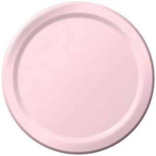 "Classic Pink - Dinner Plates 9"" 24/Pkg"