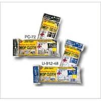 Jiffy Products U-912-48 Plastic Drop Cloth 9' x 12'