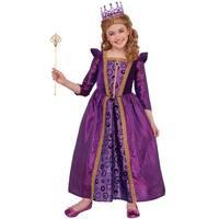 Forum Novelties Vivian Violet Princess Child Costume (Medium) - Purple - Medium