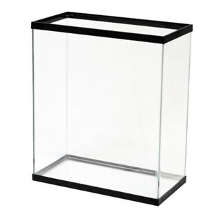 Oceanic Systems 24 in. x 12 in. x 16 in. Trim Tank 20 High - Black